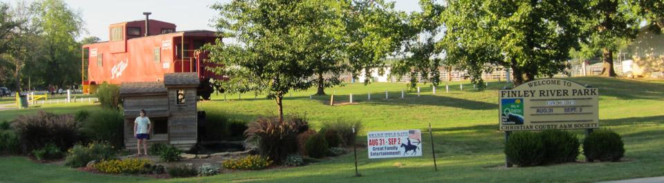 Finley River Park in Ozark, MO