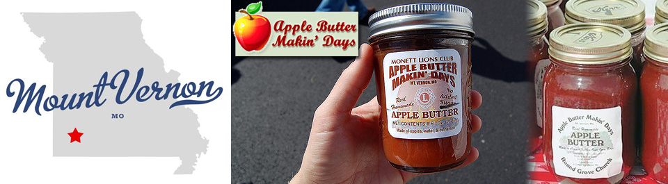 Apple Butter Makin' Days - Mt Vernon, MO