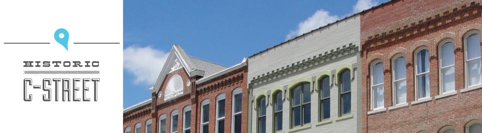 C-Street Loft Walk in Downtown Springfield, MO