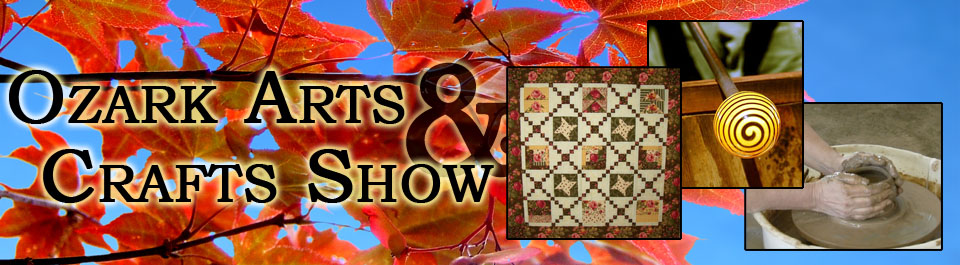 Ozark Arts & Crafts Show at Finley River Park