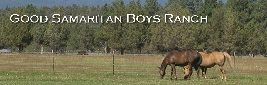 Good Samaritan Boys Ranch in Springfield, MO