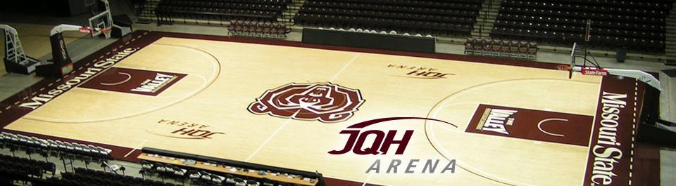 Jqh Arena Logo