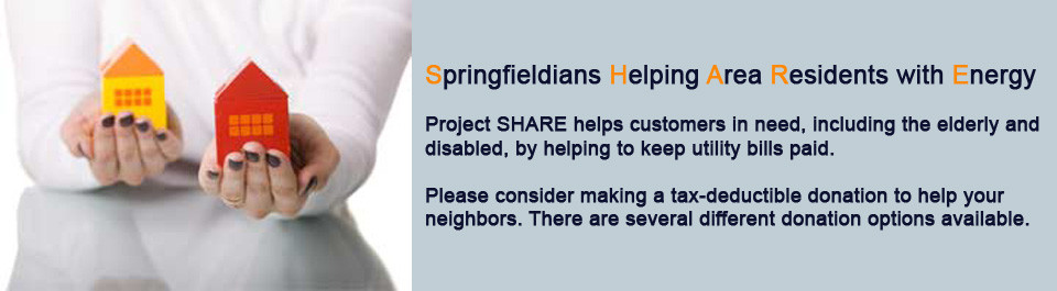 Project SHARE | City Utilities of Springfield