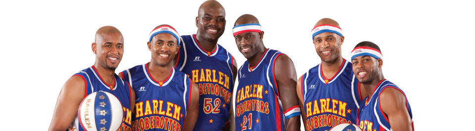 Harlem Globetrotters Are Coming to JQH Arena