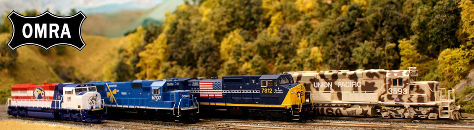 OMRA | Ozarks Model Railroad Association