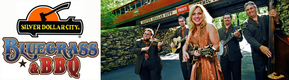 Bluegrass and BBQ at Silver Dollar CIty