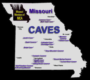 Caves in Missouri