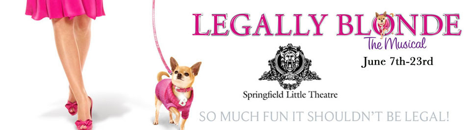 Springfield Little Theatre-LegallyBlonde