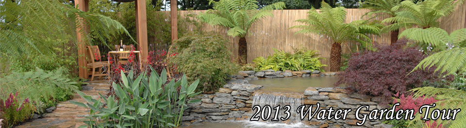 2013 Water Garden Tour Springfield MO