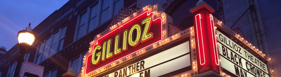 Gillioz Theatre in Springfield MO