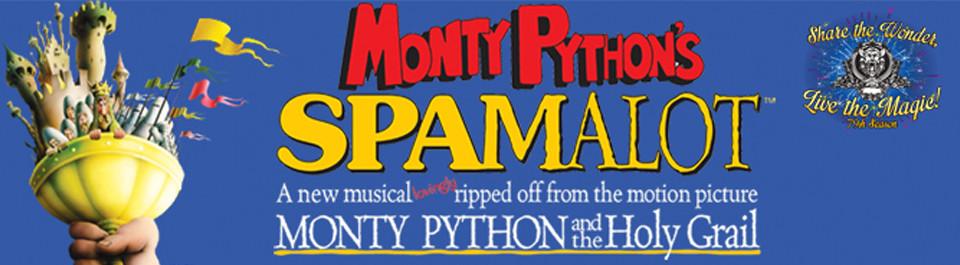 Springfield Little Theatre Monty Python