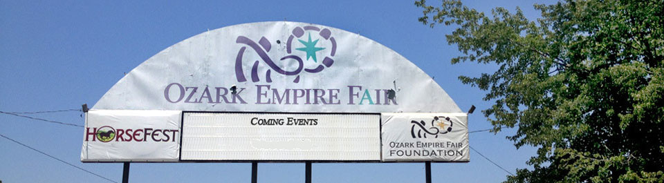 Ozark Empire Fairgrounds Coming Events