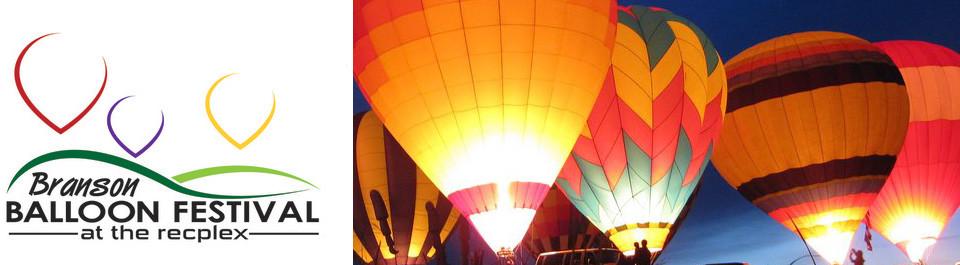 Branson Balloon Festival at the Branson RecPlex