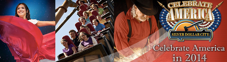 Celebrate America at Silver Dollar City in 2014