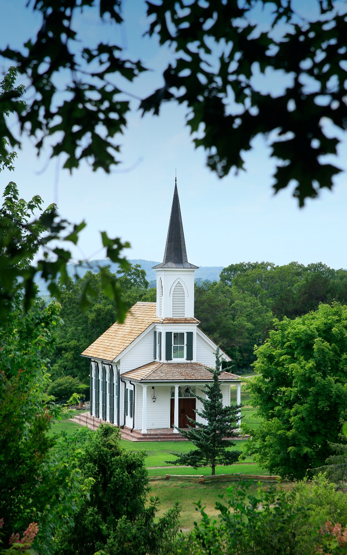 Big Cedar Lodge Garden Chapel