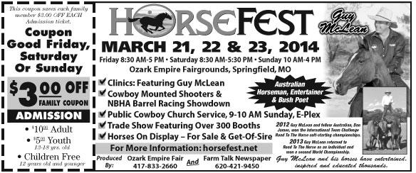 2014 Horsefest