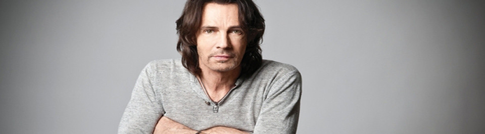 Rick Springfield & Amos Lee at the Gillioz Theatre