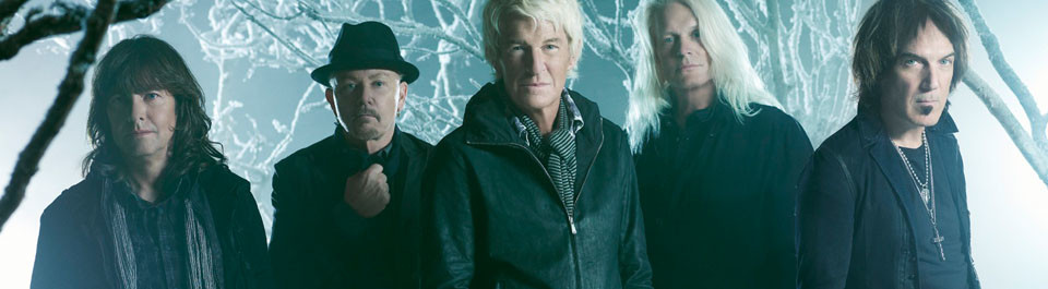 REO Speedwagon Coming to Springfield this Summer