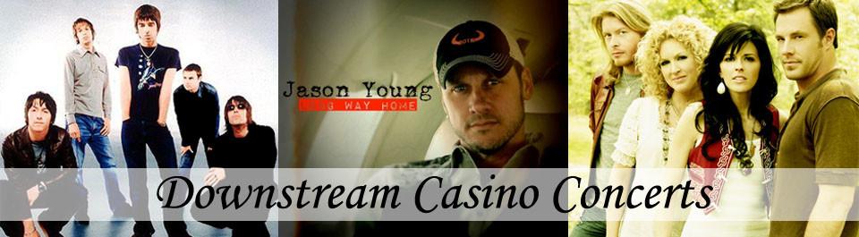 Downstream Casino Concerts